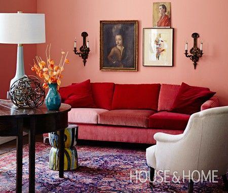 85 best decor paint colors images on pinterest paint for Living room 507