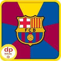 gambar animasi barcelona