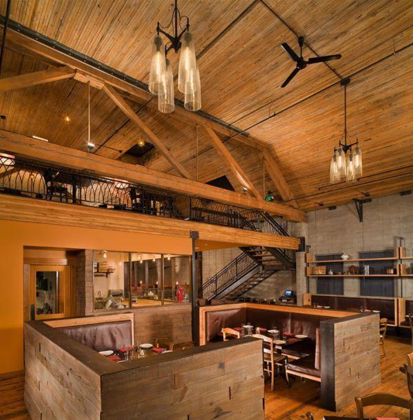 13 Stylish Restaurant Interior Design Ideas Around The World