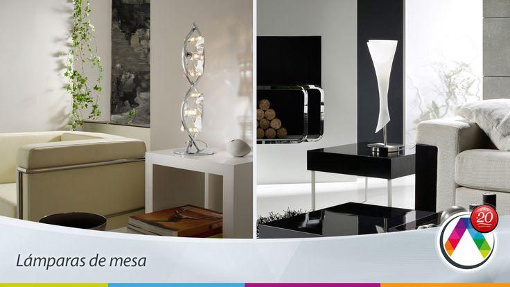 """Iluminación interior """"IDEAS"""" de La Casa de la Lámpara"""