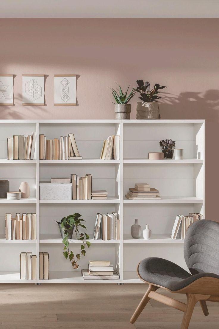 Bibliothek Bücherwand case für Ihre Modulare  ...