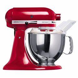 Robot Artisan® rouge 5KSM150PSEER KITCHENAID - Robot de cuisine