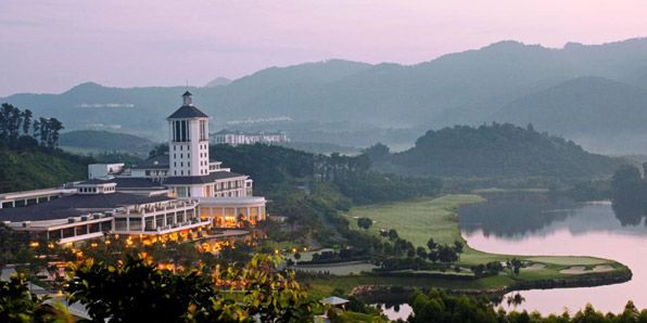 Mission Hills, China Golf Tours, Mission Hills China, Mission ...