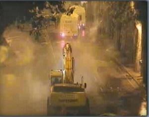 OccupyGezi: the People's Bulldozer