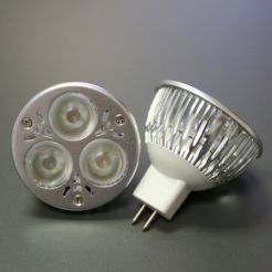 2 PACK-LED MR16 3W High Power Warm White 60* Bulb >  Our new high power MR16 LED bulbs are the best possible replacement for traditional halogen bulbs offering an incredibly even warm white light comparable to a 20W MR16 halogen bulb, but requ... Check more at http://farmgardensuperstore.com/product/2-pack-led-mr16-3w-high-power-warm-white-60-bulb/