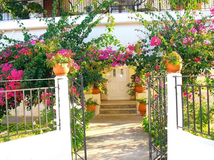 Talon portti, Evia, Kreikka