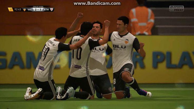 valencia wins king cup fifa game conanas player