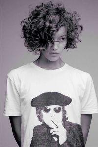 Curly Bob Haircut                                                       …
