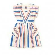 redbleu: Summer Dress, Lauren Moffatt, Dresses, 4Th Of July, Stripe Dress, Stripes, July Dress, Happy 4Th