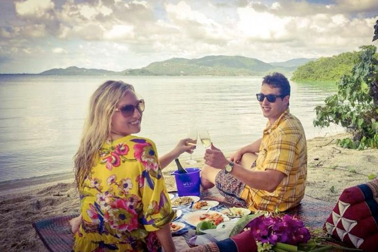 Private Beach Picnic Experience