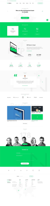 Netguru homepage full