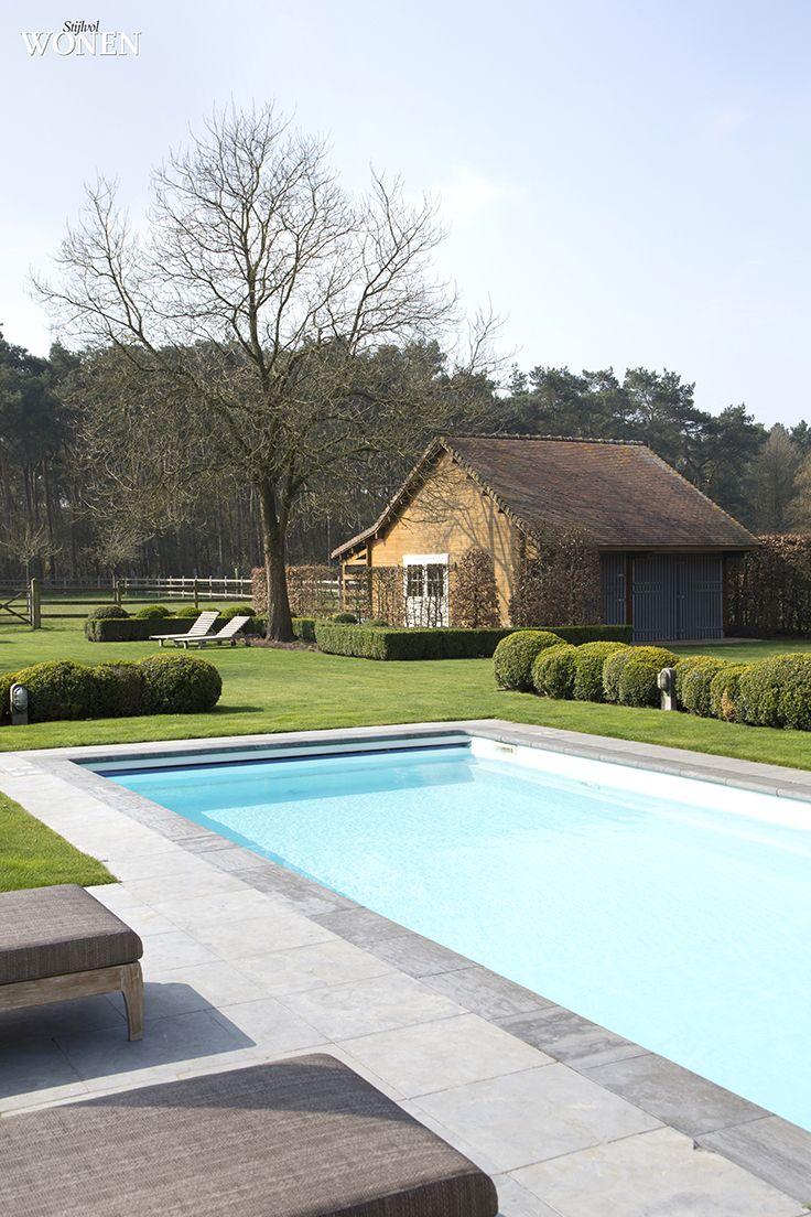 25 beste idee n over zwembaden op pinterest zwembaden for Zwembad achtertuin