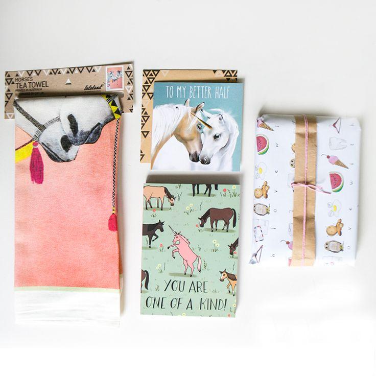Horses Love Gift Pack