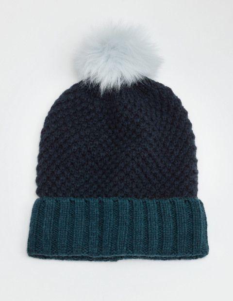 Colourblock Hat
