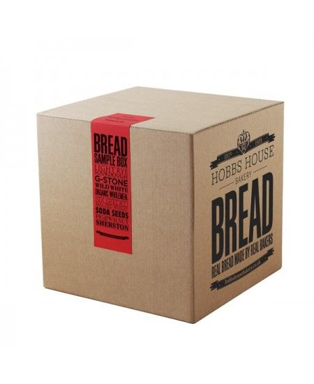 The box looks more high end especially for biscuits too high end though? hmm. I like the brown paper and its texture and feel it adds another sense to the experience with the brand. The idea of a resealable sticker is nice.