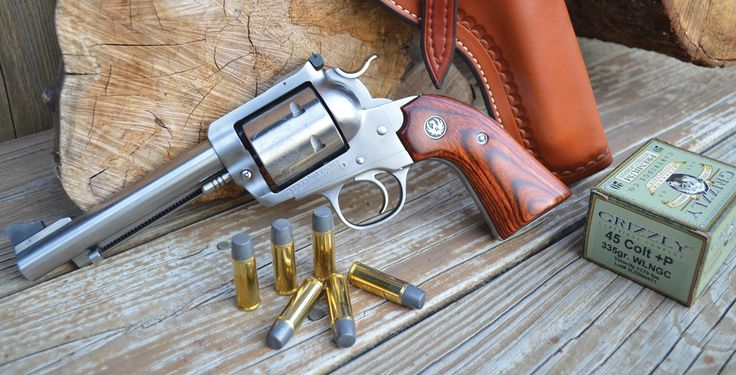 Ruger revolvers are famous for their strength and durability. From the new Gun Digest Book of Ruger Revolvers, here are 25 tough-as-nails examples of factory and custom Ruger wheelguns.