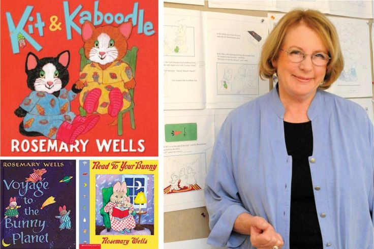 """McAllen Library to Host """"Max & Ruby"""" Author VBR in 2020"""