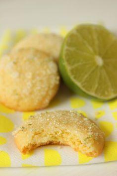 Sommerliche Zitronen Cookies                                                                                                                                                      Mehr