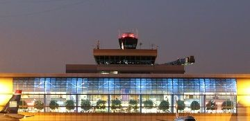 Charlotte Douglas International Airport (CLT)is a joint civil-military public international airport located in Charlotte, North Carolina,