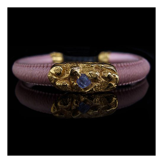 Kilima18k Gold with Tanzanite