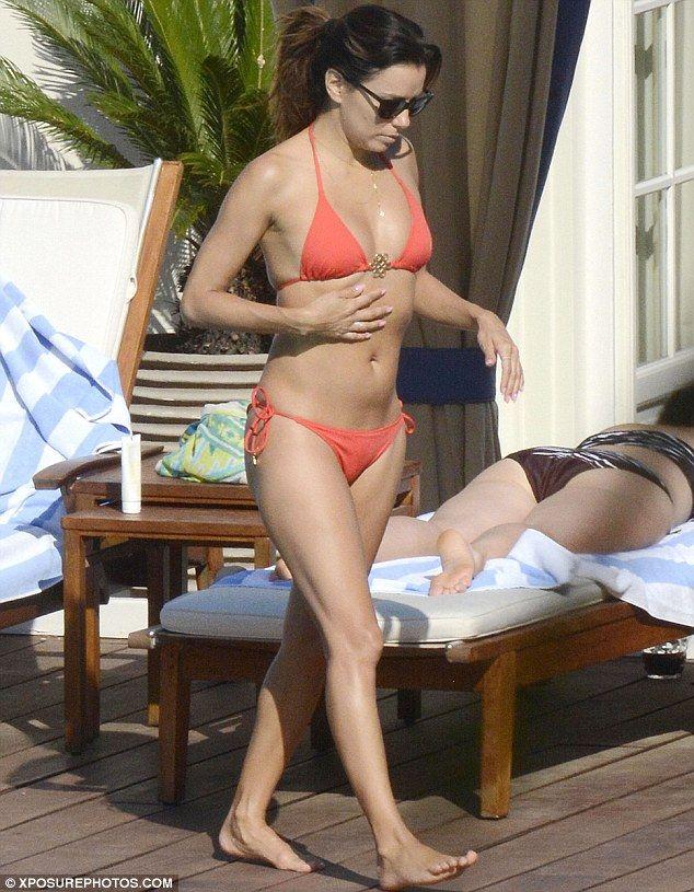 Love eva longoria itsy bitsy bikini