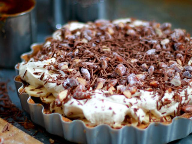 Banoffee pie (kock Leila Lindholm)