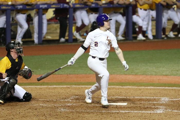Lsu Junior Outfielder Daniel Cabrera And Sophomore First Baseman Cade Beloso Picked Up Some Accolades Thursday After Being In 2020 One Team Lsu Baseball Baseball Picks