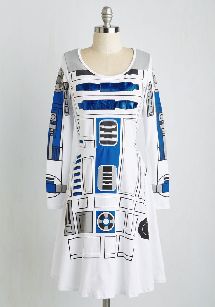 You R2 Cute Dress | Mod Retro Vintage Dresses | ModCloth.com