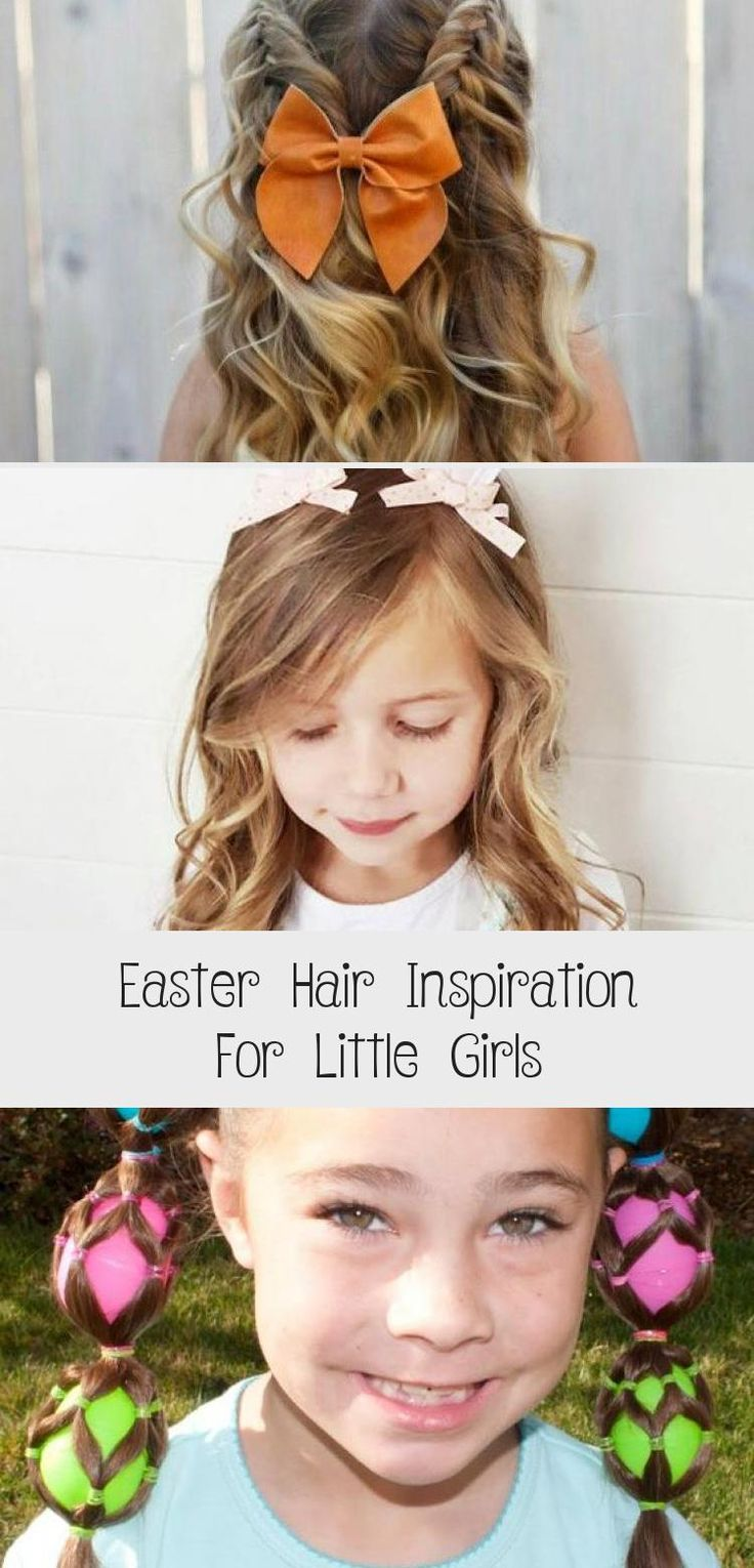 Easter Hair Inspiration for Little Girls #babyhairstylesWithBows #babyhairstylesForShortHair #babyhairstylesSketch #babyhairstyles1YearOld #babyhairstylesWithBangs