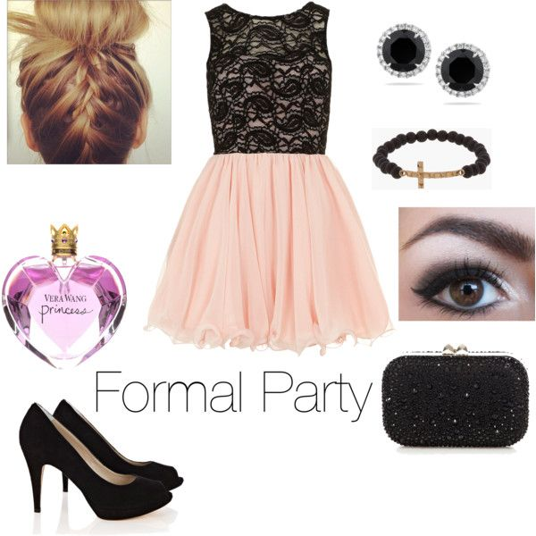 Outfit ideas formal party outfit ideas created by me for Outfit ideas for dinner party