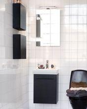 Badrumsmöbler, badrumsskåp, tvättställ och handfat - Aspen Badrum
