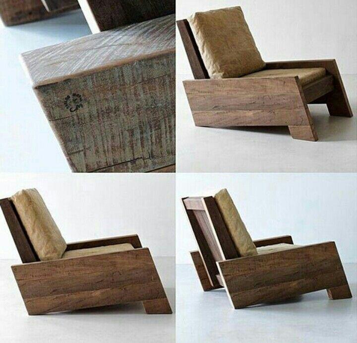 Pin de alberto sena en design pinterest sillas madera for Couch 0 interest