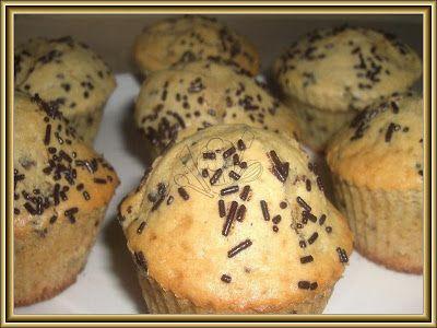 Kouzelná vařečka: Muffiny s arašídovým máslem