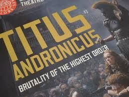 titus andronicus globe - Google Search