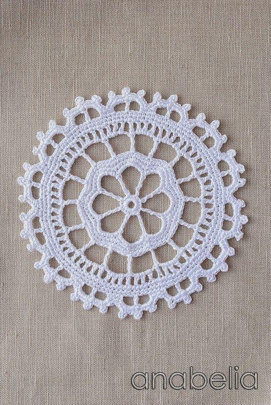 ♪ ♪ ... Crochet irlandês &: A partir de elementos. / ♪ ♪ ...Irish crochet &: From elements.