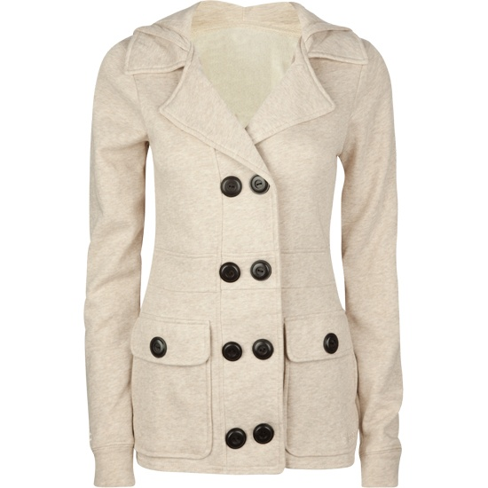 Billabong Women's Hooded Jacket: Color