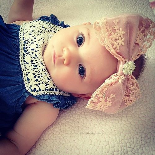 So adorable <3 I want her.
