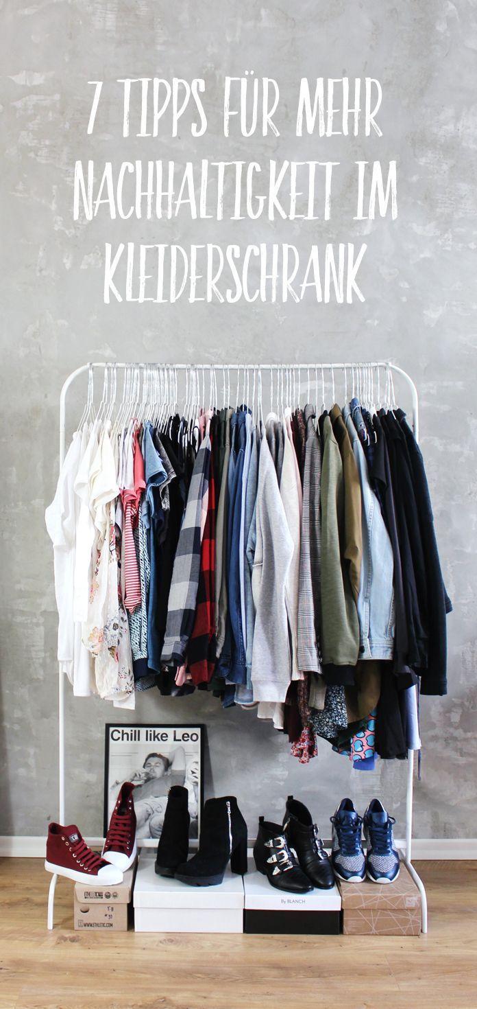 0bbf4489b09542 7 Tipps für mehr Nachhaltigkeit im Kleiderschrank