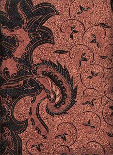 Batik Solo Kuno