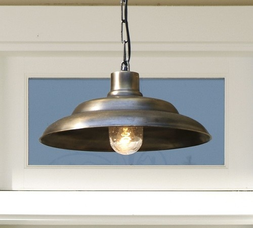 Pottery Barn  notice light bulb