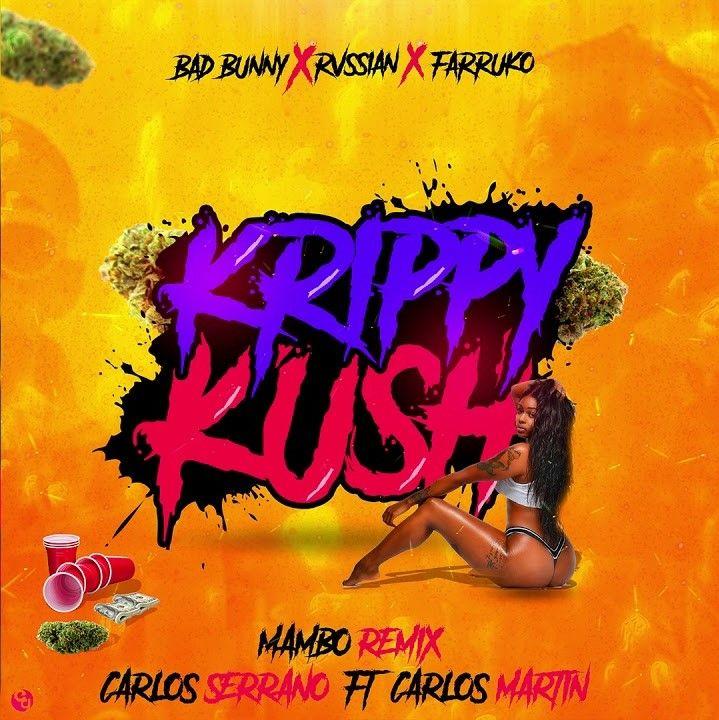 Krippy Kush (Remix) – Farruko, Nicki Minaj, Travis Scott ft. Bad Bunny, Rvssian Mp3 Download