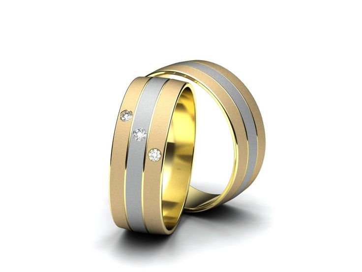Snubní prsteny A101 #aiola #wedding #rings