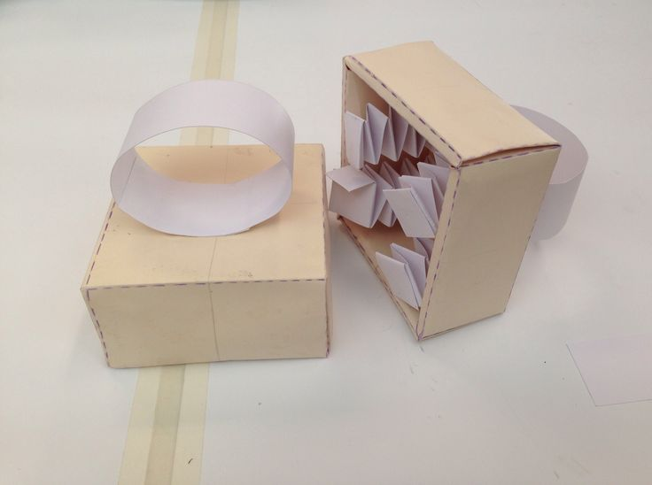 The outer box halves with paper  springs  for cushioning the gap at the top. | Design Cert IV projects | Pinterest | Egg drop & Tafe design project - egg drop. The outer box halves with paper ... Aboutintivar.Com