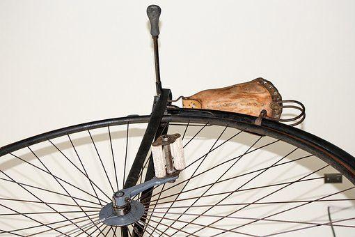 Bicicleta, Grande Roda, Vintage