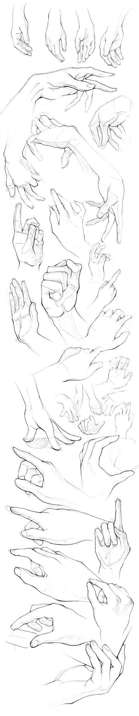 D'autres mains