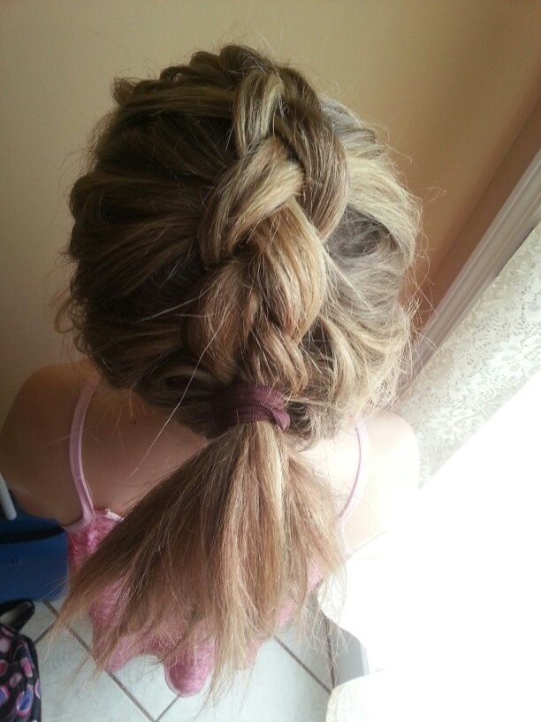 1000+ ideas about Inverted French Braid on Pinterest ...