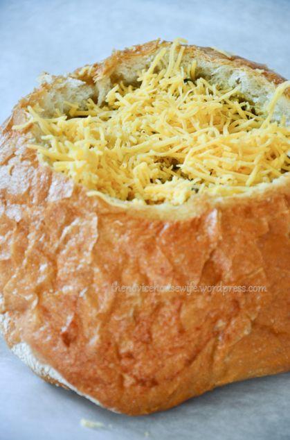 broken bread recipes dishmaps baked mushrooms broken bread recipes ...