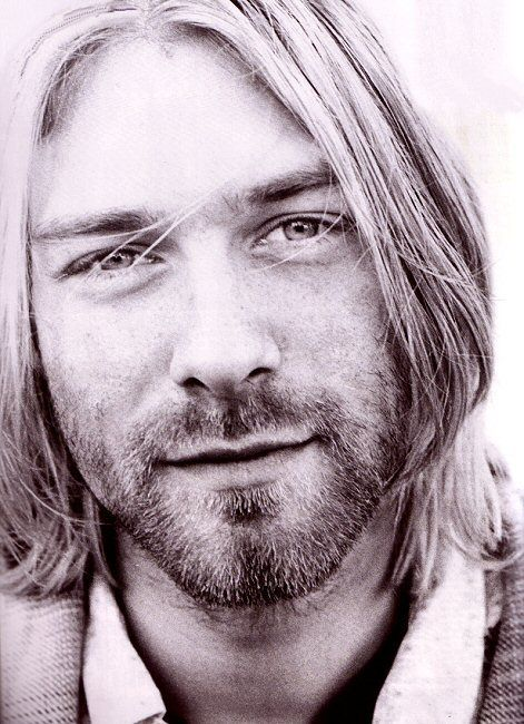 Kurt Cobain (1967-1994). Gone too soon.