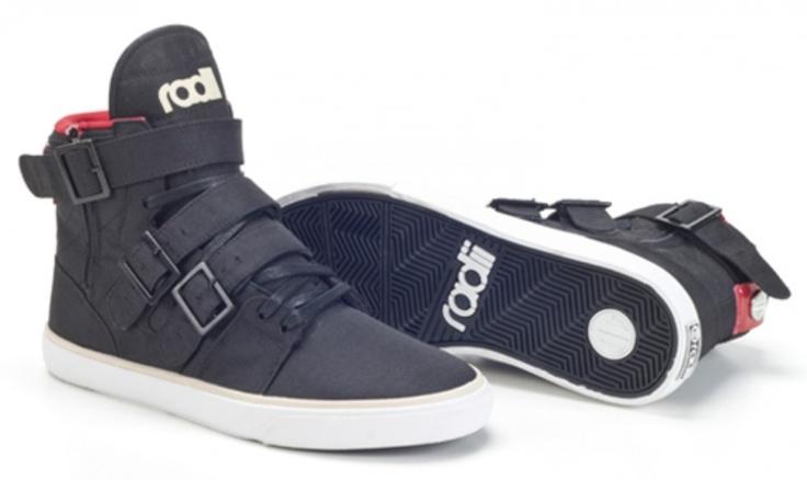 Radii Kicks Store - Radii Straight Jacket Vlc Men's High Top Black/Ripstop Sneaker, $94.95 (http://www.radiikicks.com/radii-straight-jacket-vlc-mens-high-top-black-ripstop-sneaker/)