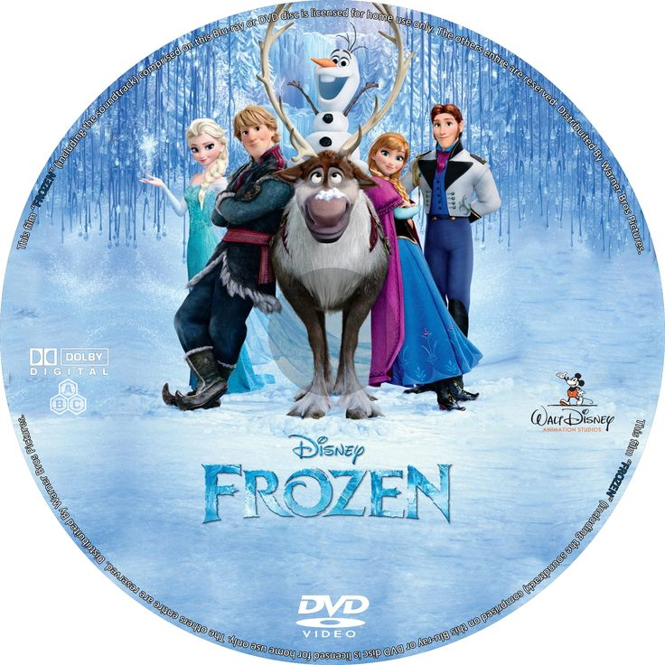 frozen dvd cover - Google Search